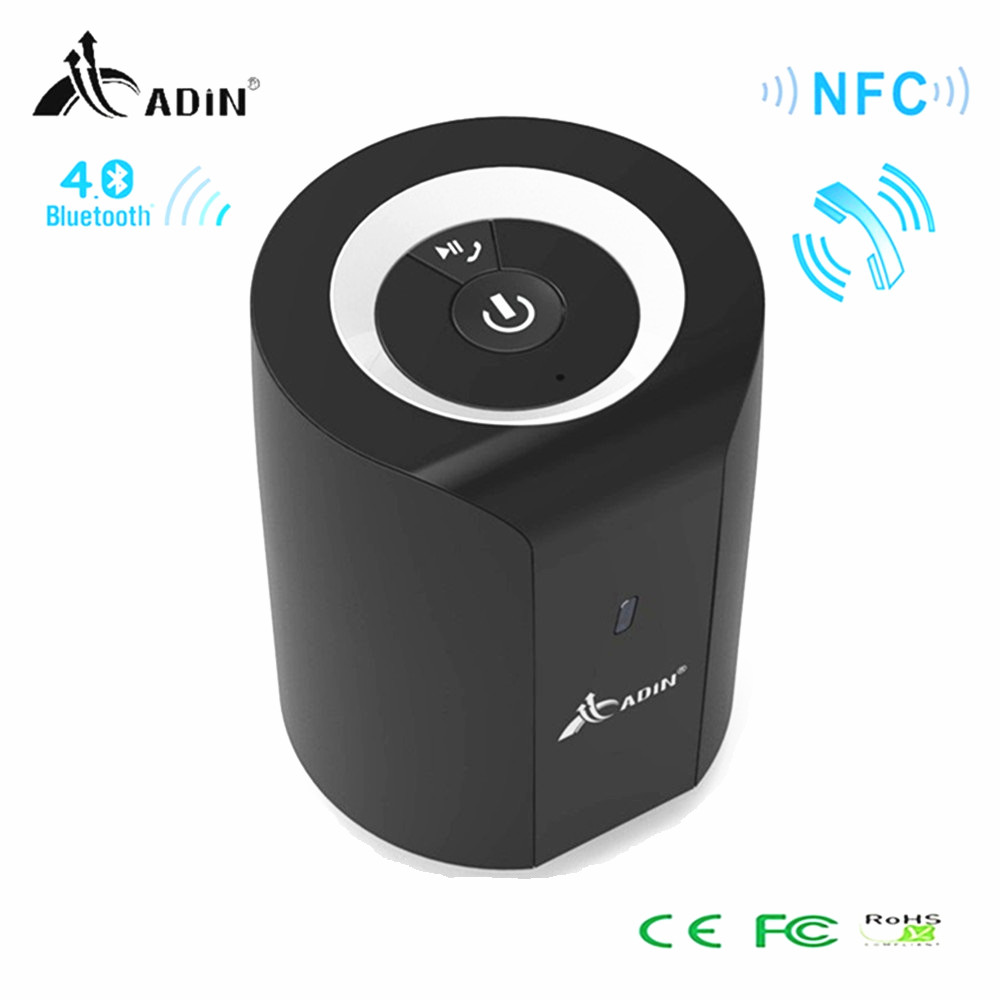 Super Bass Difuzor vibrații Bluetooth 15W Difuzor HIFI NFC Mini - Audio și video portabile