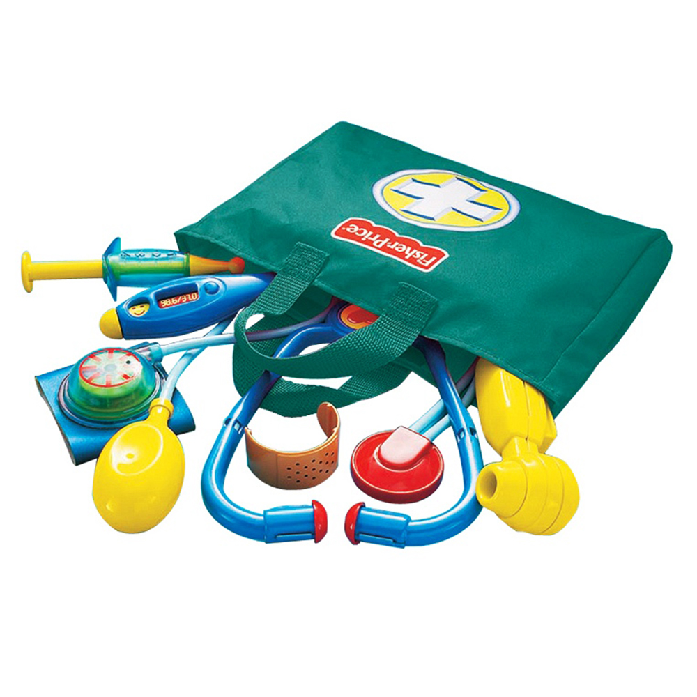 Baby Toys Doctor Pretend Play Sets Simulation Medicine Box Doctor Toys Stethoscope Injections Role Play Educational kids Gifts kids baby doctor medical play set carry case education role play toy kitm43o
