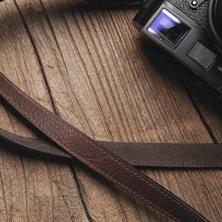 Mr. stein Handarbeit Aus Echtem Leder Kamera Gurt Kamera Schulter Schlinge Gürtel-in Kameragurt aus Verbraucherelektronik bei title=