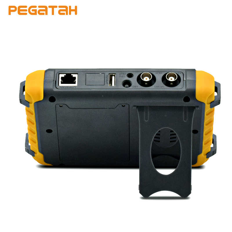 Новый 5 дюймов 1080 P AHD CVBS аналоговый в 1 cctv камеры тестер монитор камеры тестер с HDMI/VGA вход поддержка R485 аудио тестирование