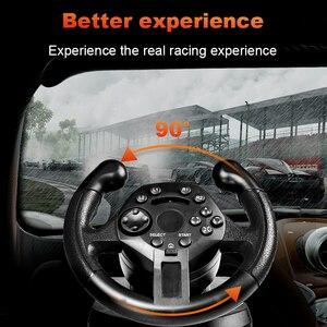 Image 3 - RETROMAX Đua Tay Lái Với Tăng Tốc Cho Máy Tính/PS3 Cao Cán Cảm Giác Lái Xe Bọc Vô Lăng Cho Máy Tính/Máy Tính PlayStation3