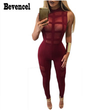 Mulheres Clube Bodycon Patchwork