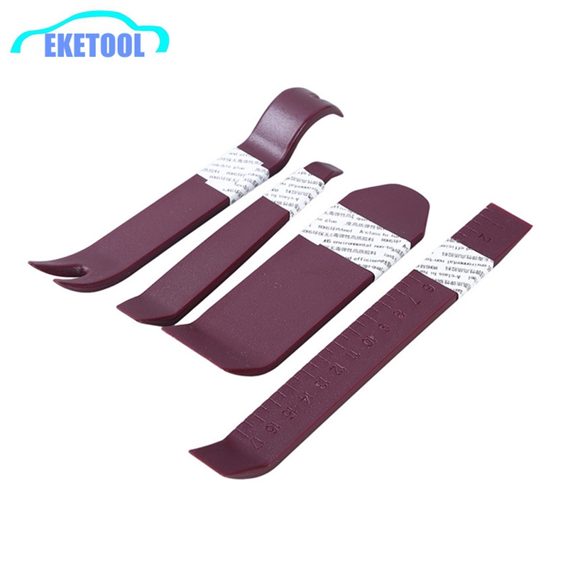 New Durable Thickness 4pcs/Set Universal Auto Removal Tools Car Audio Panel Dash Installer