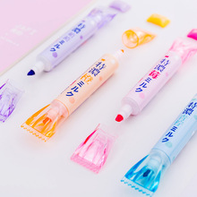 Buy 2019 Finecolour 1pcs Kawaii Double Fluorescent Pen Mark Color Pencil Candiespen Student Gift Stationery And Office Supplies directly from merchant!