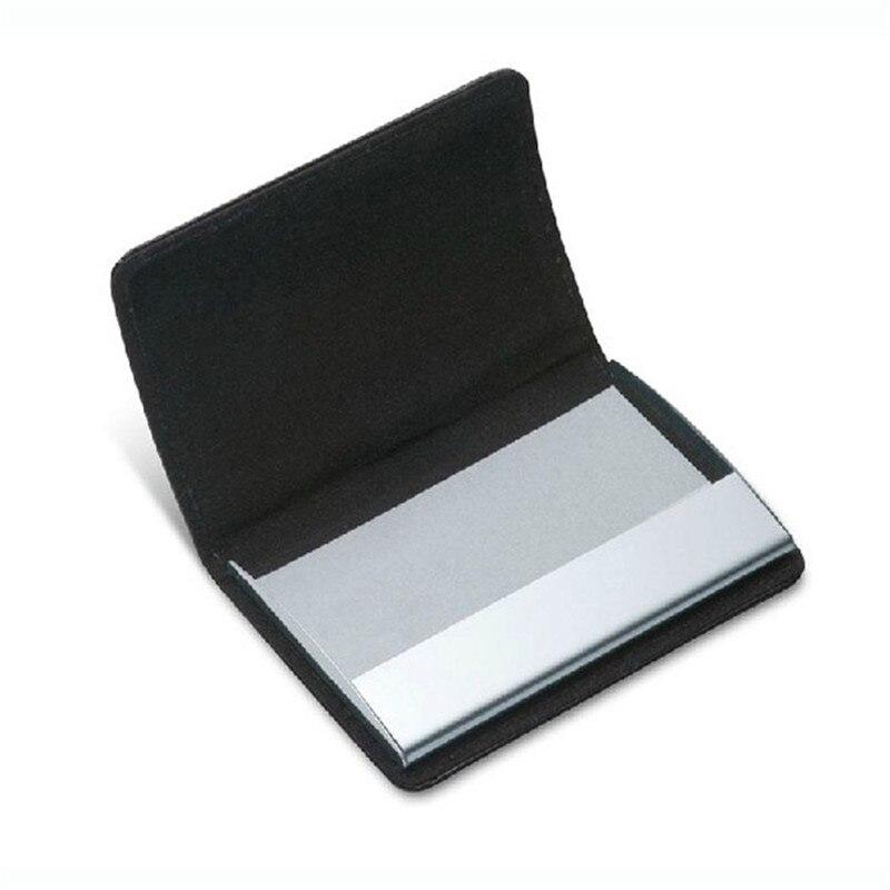 Aliexpress.com : Buy New Black Pocket Leather Metal ...