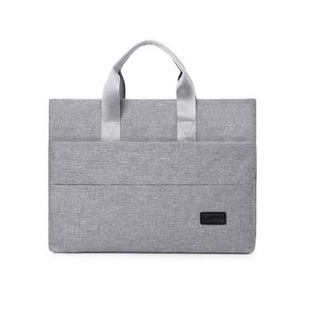 Men's Briefcase Business Bag Handbag For Men Portable Laptop Bag Travel Notebook Bags Pouch Macbook Fashion Casual Man Package new portable business handbag shoulder laptop notebook bag case multifunction for men women durable