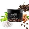 Neutriherbs Café Exfoliante Corporal de Aceite De Coco Natural Para Exfoliar Hidratante Blanqueamiento Reducción de La Celulitis Con El Envío Libre