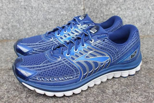 d4d8e3f0 Brooks Men's Glycerin 12 Running shoes 100% Genuine Free shipping-in ...
