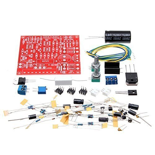 0 30V 2mA 3A Adjustable DC Regulated Power Supply DIY Kit Short Circuit Current Limiting Protection in Replacement Parts Accessories from Consumer Electronics