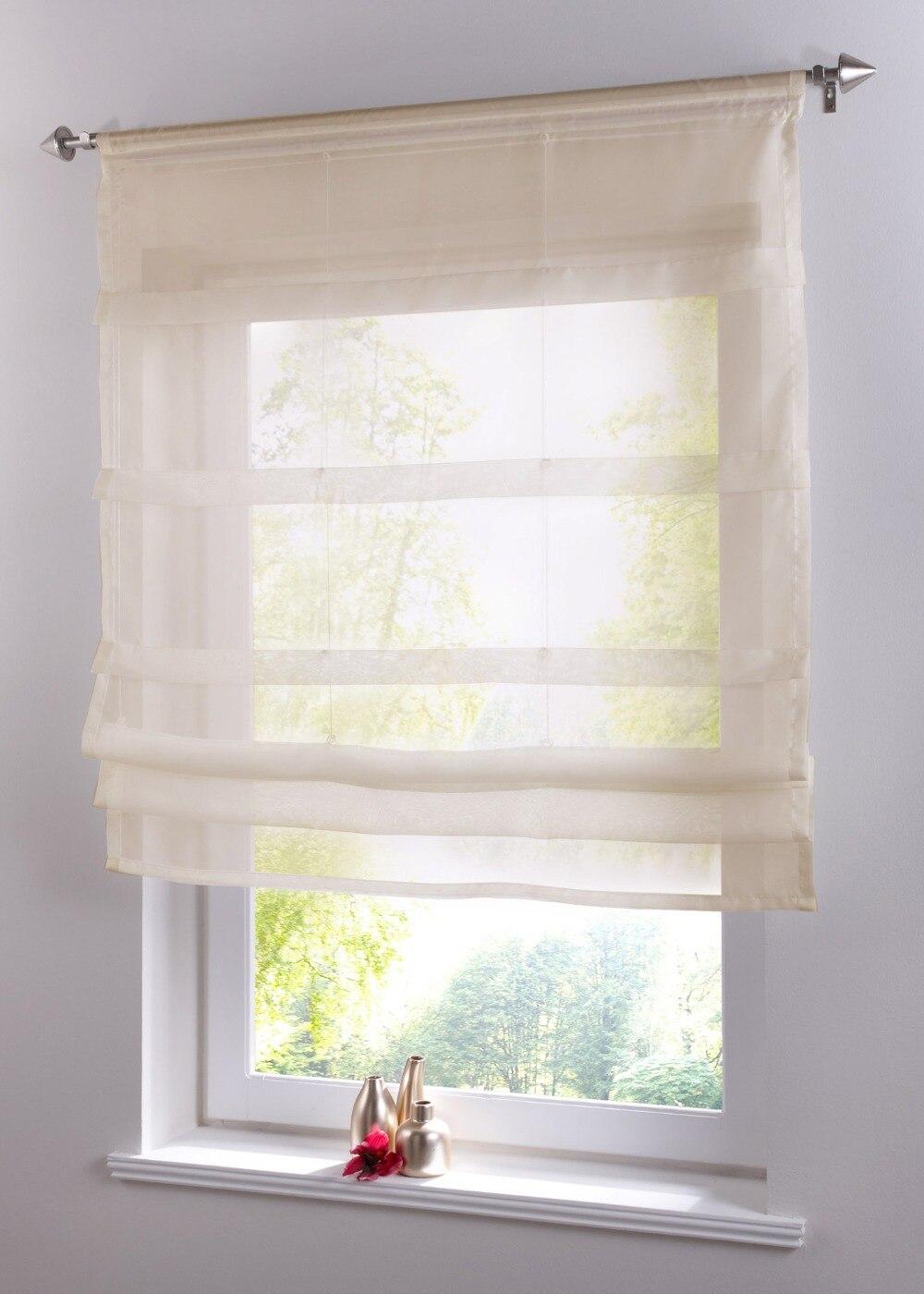 buy g002 kitchen balcony voile sheer. Black Bedroom Furniture Sets. Home Design Ideas