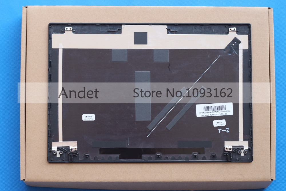 New Original for Lenovo ThinkPad T460S Top LCD Back Cover Rear Lid 00JT993 00JT992 00JT994 SM10K80788 SM10J33123 AP0YU000300 new origianl for lenovo ideapad v570 top lcd rear lid top back cover 604ih20001 11s604ih20001100