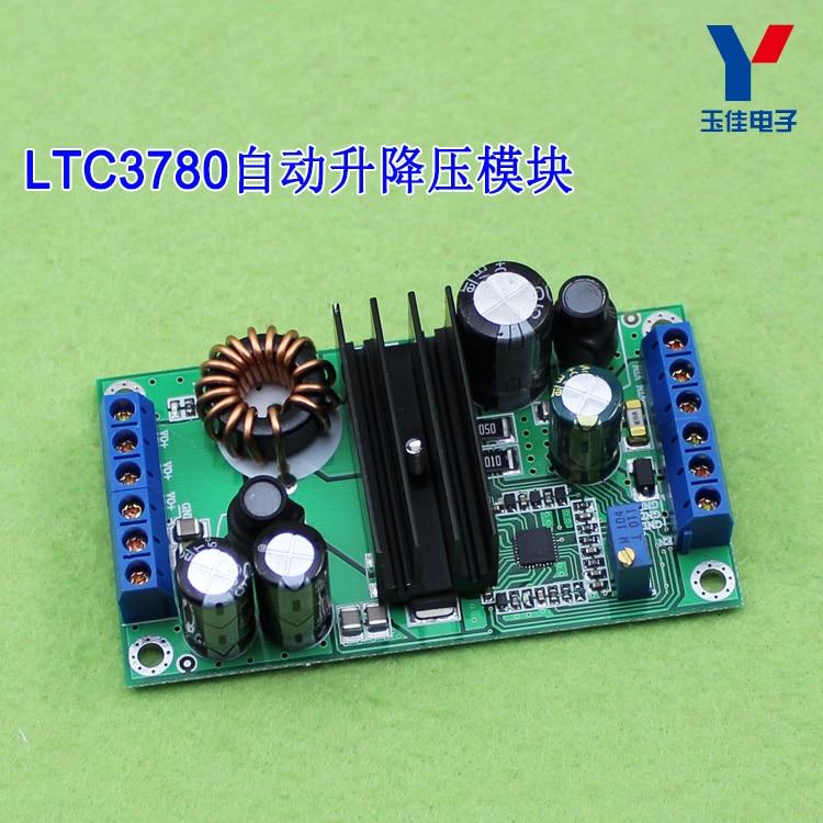 все цены на High power automatic lifting pressure module LTC3780 vehicle mounted computer power supply vehicle notebook power supply онлайн