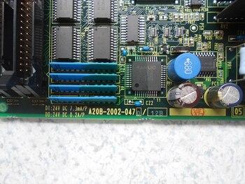 FANUC pcb parte IO teclado placa de circuito A20B-2002-0470