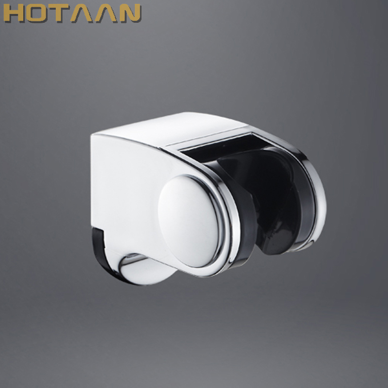 Free Shipping Chrome Plated ABS Shower Holder Wall Mounted Hand Shower Holder Bracket,YT-5110