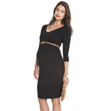 d5c29e7cc embarazada-moda-10 ropa para embarazadas formal