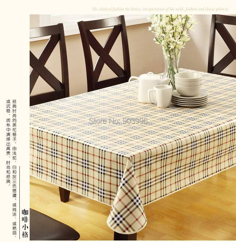 Sofa Waterproof Cover Custom Sectional Chicago High Quality Straight Edge Style Pvc Table Cloth Plastic ...