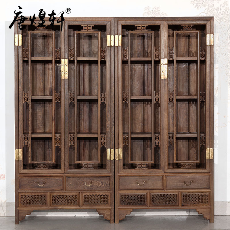 Mahogany Furniture Wooden Cabinet Wood Bookcase Lady Locker Cabinet Of Ming And Qing Dynasty Classical Chinese Classical