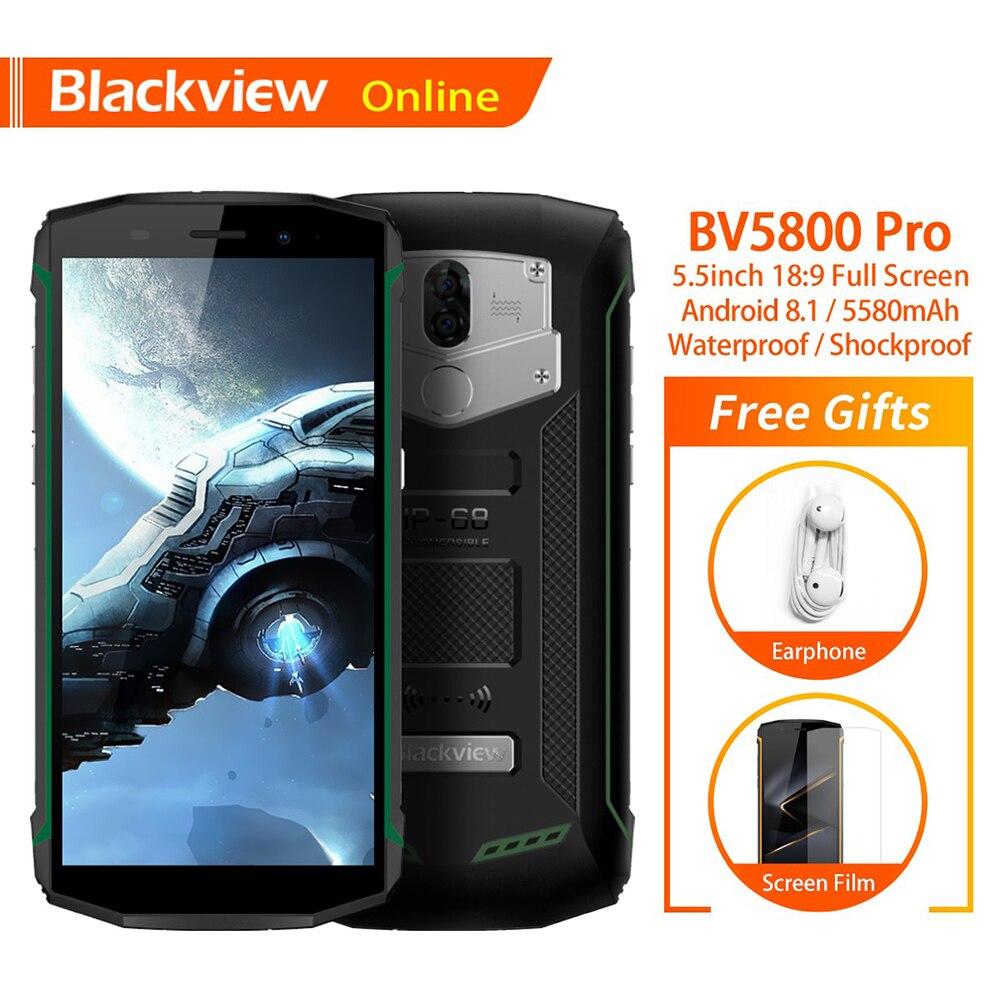Blackview BV5800 Pro D'origine 5.5