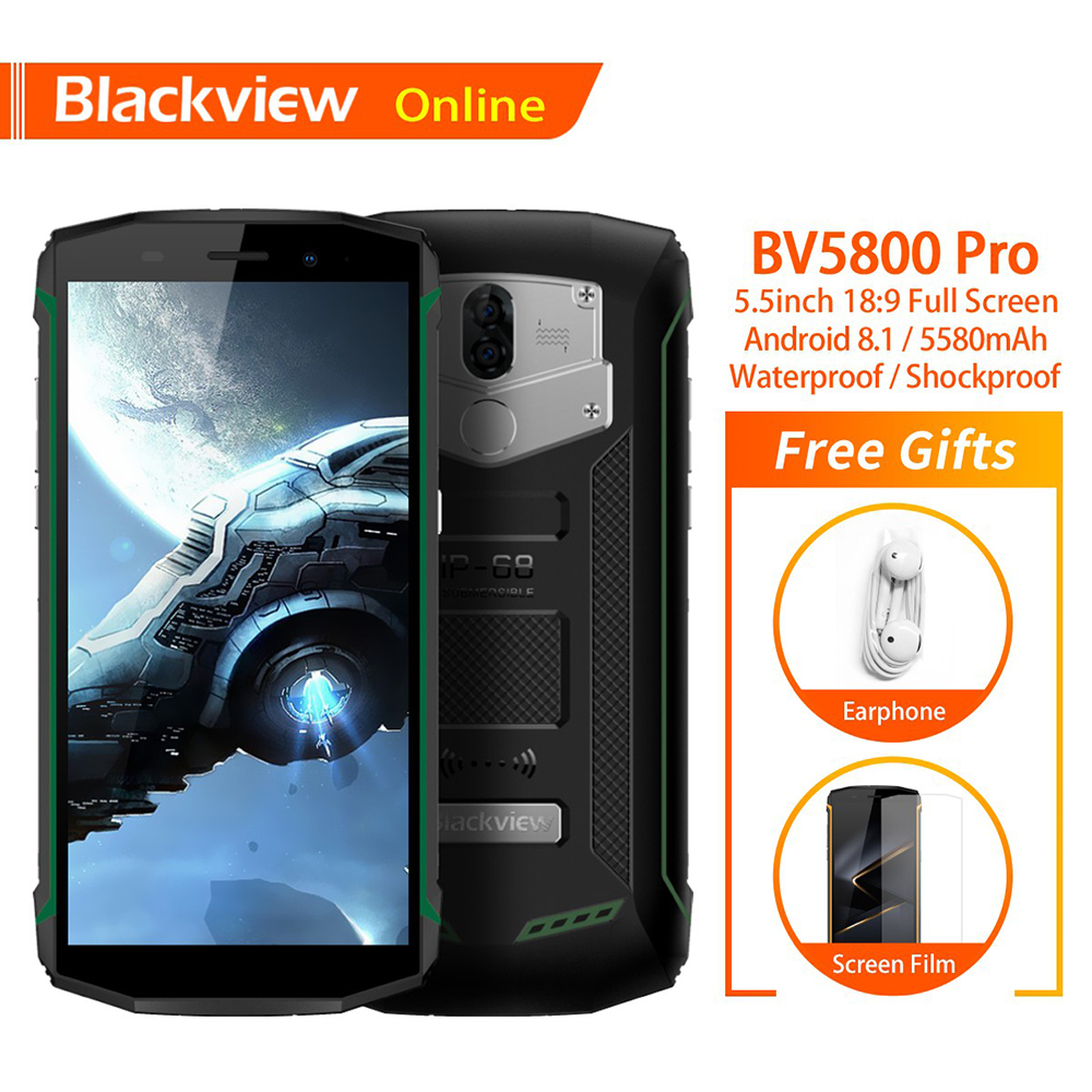 Blackview BV5800 Pro Original 5.5