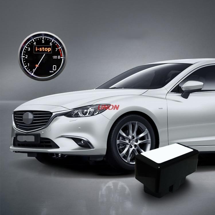 Close I-stop Autostop Start-Stop Function For Mazda Atenza Axela CX-5 Car Accessories