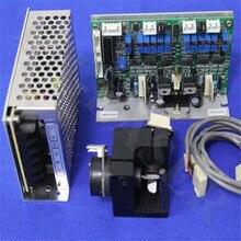 Scanner laser profissional 45k, alta velocidade, 2 peças, placa de controle do scanner LH PT45K