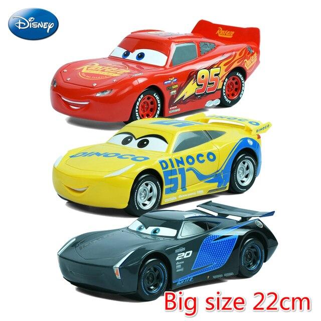 big size 22cm original disney pixar car toys lightning mcqueen mater