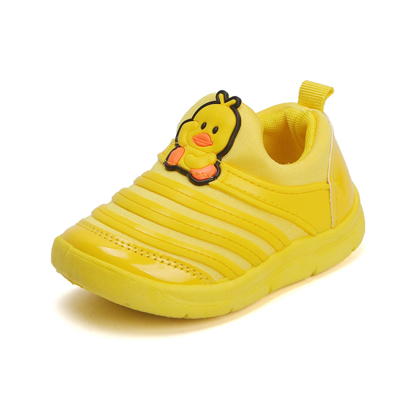 Toddler Sport Shoes Sneakers Childrens For Girls Cute Duck Baby Boys Casual kids Child