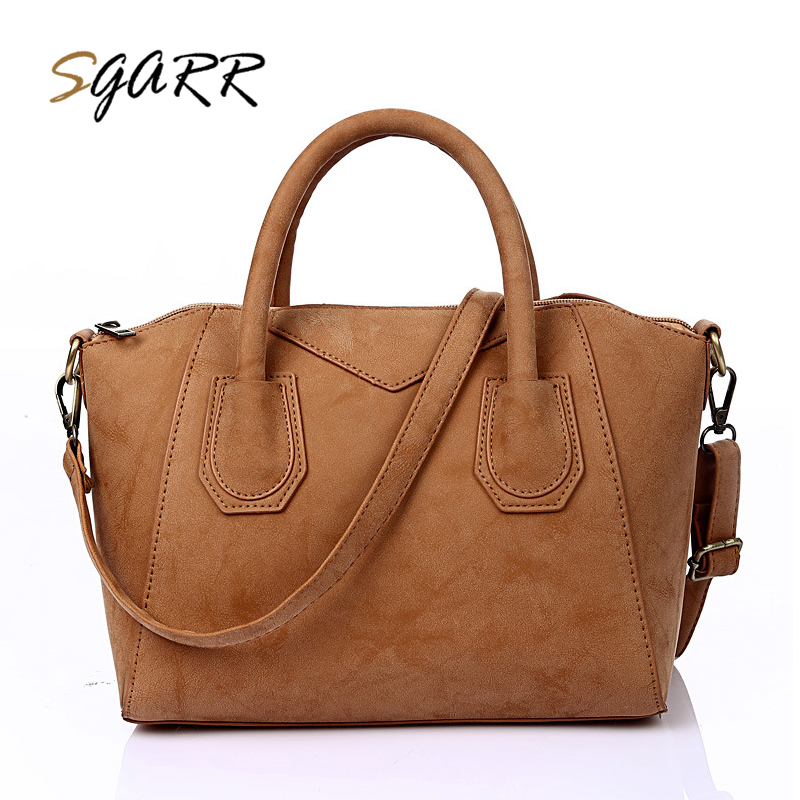 SGARR Women Tote Soft PU Leather Bag Luxury Designer Handbags Large Capacity Ladies Shoulder Bags Bolsas Fashion Crossbody Bags fashion luxury handbags women leather composite bags designer crossbody bags ladies tote ba women shoulder bag sac a maing for