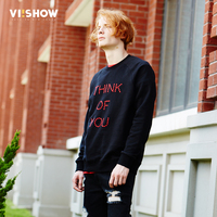 VIISHOW New Autumn Brand Hoodies Men Top Quality Think Of You Print Male Hoodies Fashion Casual