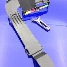 1PCX C7769-40041 крышка чернильной трубки+ Блокировка верхней крышки чернильной трубки системы подачи для hp Designjet 500 Plus 500PS 510 510PS 800 800PS