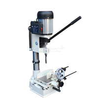 Carpentry groover woodworking mortising machine drilling hole tenoning 750W 6~15MM
