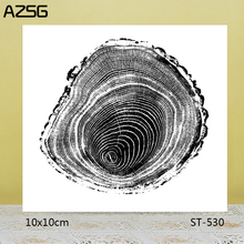 AZSG Eye of the abyss Clear Stamps/Seals For scrapbooking DIY Card Making/Album Silicone Decoration crafts