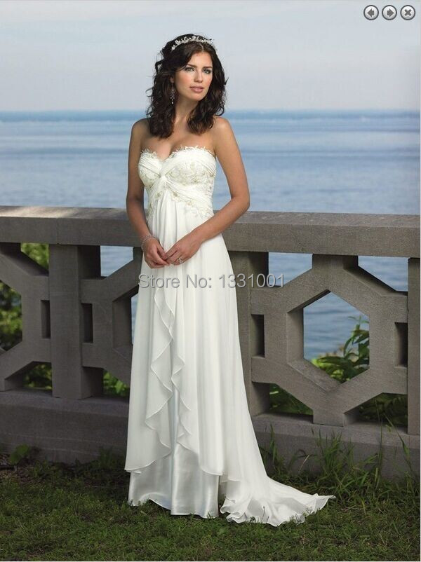 Compare Prices on White Reception Dress- Online Shopping/Buy Low ...