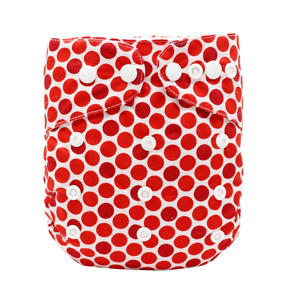 MABOJ One Size Reusable Baby Cloth Diapers For Girls And Boys Gift Set Wholesale Dropshipping Cloth Nappy Pocket Cloth Diaper