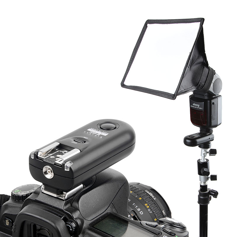 Camera Wireless Flash Trigger Transceiver For Canon 6d 7d