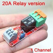 1 Channel 20A Relay Control Module for_Arduino UNO MEGA2560 R3 Raspberry Pi