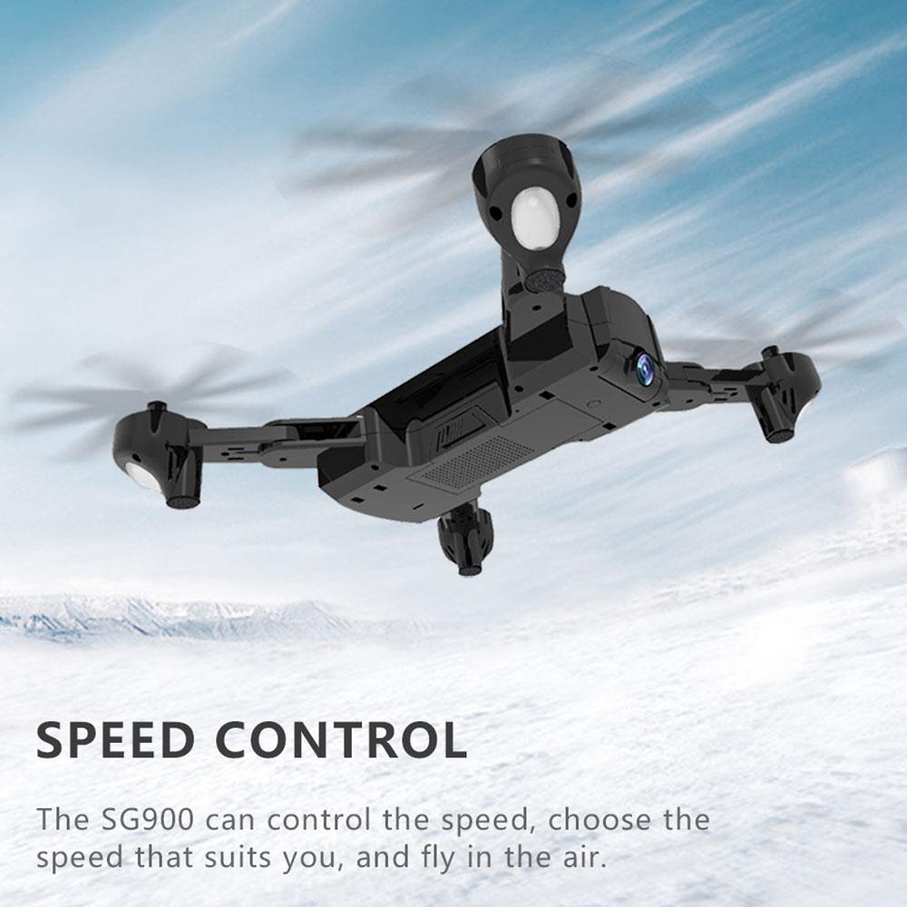 Cadeau 2.4g 4CH 4-Avions de L'axe 720 p Quadcopter 2 Caméra Drone À Distance/APP Contrôle Quadcopter Stable cardan Hover Avions