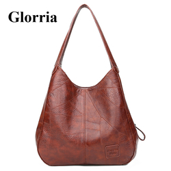 Sisjuly 2019 Women Hobos Bag Patchwork Shoulder Handbags Women Large Crossbody Tote Bag Retro Leather Bags for Female Sac A Main