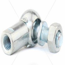 rod ends bearings universal joint CS13 ball M8 Clockwise teeth joints M8*1.25 free shipping