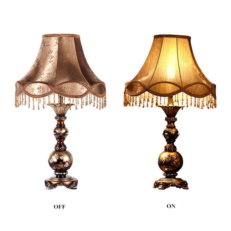 lampada de mesa retro bronze cor cozinha 02