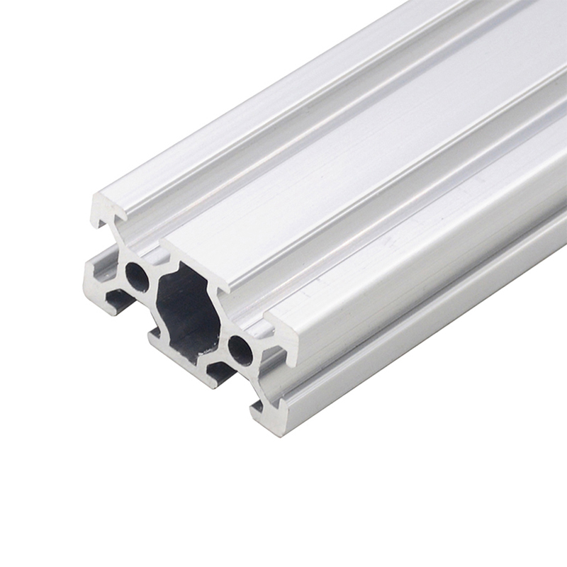 1PC 2040 European Standard Industrial Aluminum Profile 100-800mm Length Linear Rail For DIY 3D Printer CNC