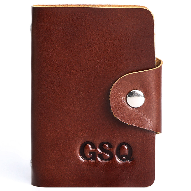 2017 GSQ Genuine Leather Men Wallet High Quality Cow Leather Luxury Brand Designer Short Wallet Male Money Clip Small Purse 2017 gsq genuine leather men wallet high quality cow leather luxury brand designer short wallet male money clip small purse