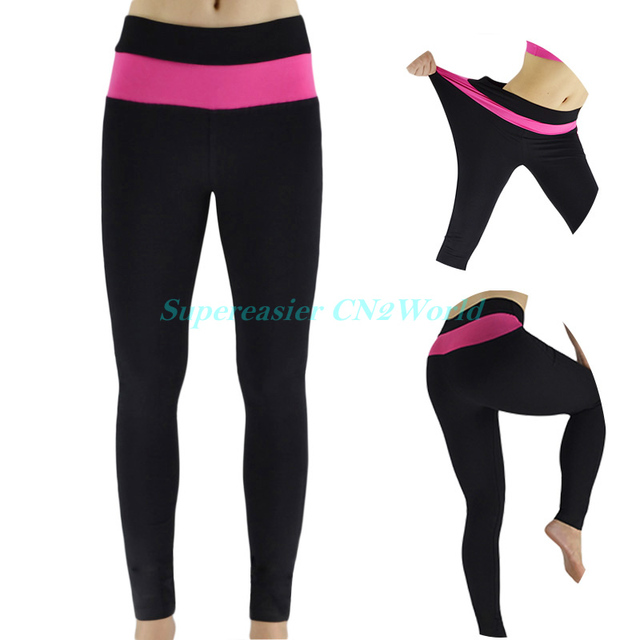Women AnkleLength Strenched Pants Patchwork Elastic Waist Skinny Leggings Soft Cozy Casual Sweatpants Pants