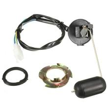 Мотоцикл уровень топлива бензин Отправитель блок Поплавковый сенсор комплект для 125-150cc GY6 Скутеры транспортных средств