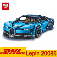 In Stock Lepin technic series Race F1 Formula Bugatti Cars 20086 20001 23006 Model Building Blocks Bricks Children Toy Gift