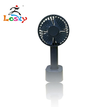 Summer mini small fan rechargeable student dormitory usb plug silent portable hand fan