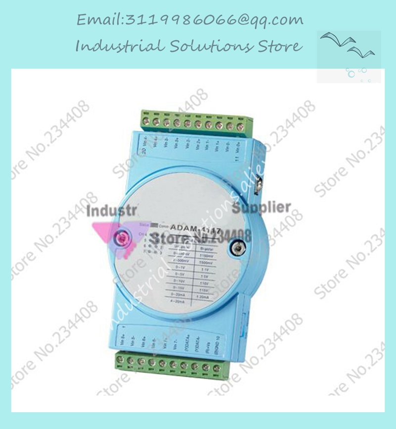 Data Acquisition Module  ADAM-4117-AE Wide Voltage And Wide Temperature 8 Way Analog Input ModuleData Acquisition Module  ADAM-4117-AE Wide Voltage And Wide Temperature 8 Way Analog Input Module