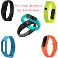 Xiaomi Mi Band 2 Wrist Strap Belt Silicone Strap Wristband Replacement Smart Bracelet for Mi Band 2 for Xiaomi Band 2 Accessorie