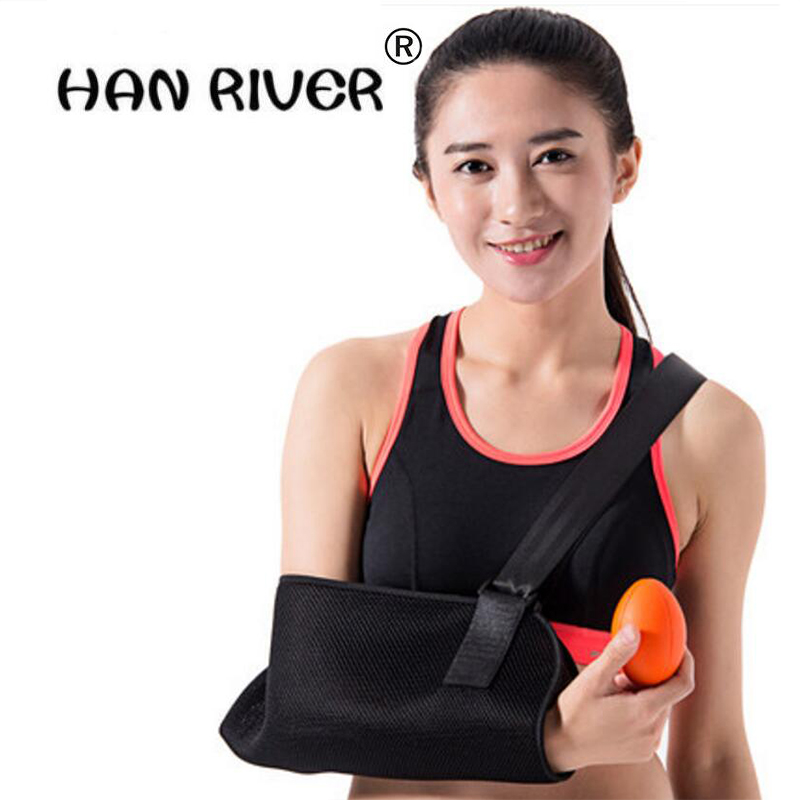 Hot sale Orthopedic Forearm sling collarbone arm fracture strap Shoulder joint dislocated fixed wrist armguard tool Elbow joint