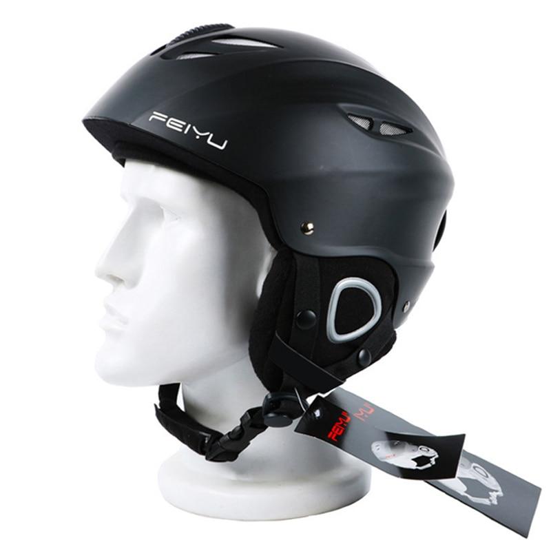 Homme casque de Ski ultraléger casque de Ski femmes ABS + EPS neige Skateboard Ski Snowboard casque 52-59 cm M/L taille